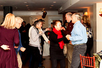 WKZE holiday party, Dec 9